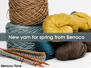 New yarn for spring from Berroco