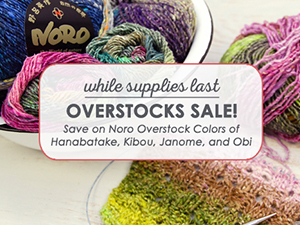 Noro Overstock Colors