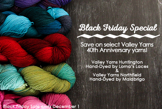 40th Anniversary Yarns