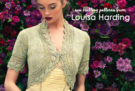 Louisa Harding Knitting Patterns