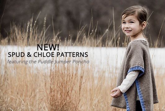 New Spud and Chloe Patterns