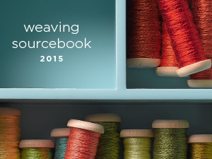 Weaving Sourcebook 2015