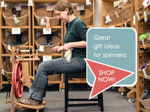 Spinning Gifts at WEBS