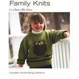 Classic Elite Yarns Family Knits (9085)