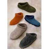 Fiber Trends AC33 Felt Clogs