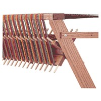 Sectional Warp Beam