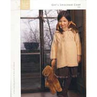 Girl's Smocked Coat