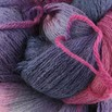 Valley Yarns 2/14 Alpaca Silk Hand Dyed by the Kangaroo Dyer - Pansies