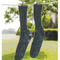 160 Brookside Socks (Free)