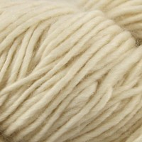 BFL Worsted Natural Hanks