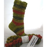 Blue Ridge Yarns Footlights Sock (Free)