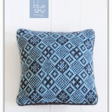 Blue Sky Fibers 13th Street Pillow (Free)