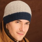 Blue Sky Fibers Icehouse Hat (Free)