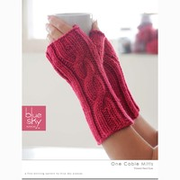 One Cable Mitts (Free)