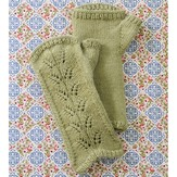 Blue Sky Alpacas Countess Mitts 1250