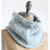 Blue Sky Fibers Frosty Cowl PDF