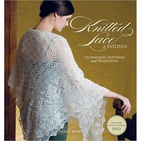 Knitted Lace of Estonia with DVD