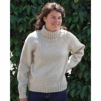 B177 Eco Wool Weekend Sweater (Free)
