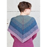 Cascade Yarns Color Shift Shawl (Free)