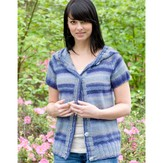 Cascade Yarns W441 Hooded Vest (Free)