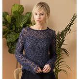 Stacy Charles Fine Yarns Murray Hill Pullover PDF