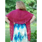 Classic Elite Yarns Dayflower Shawl (Free)