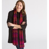 Classic Elite Yarns Mesh Chevron Scarf and Cowl (Free)