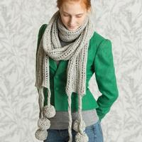 9254 Favorite Wraps and Scarves
