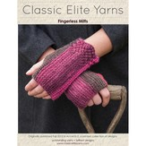 Classic Elite Yarns 9198 Fingerless Mitts PDF