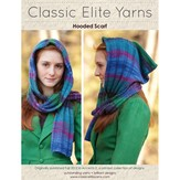 Classic Elite Yarns 9198 Hooded Scarf PDF