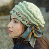 Classic Elite Yarns Viewpoints 1514 From Folly Cove - Annisquam Beret PDF
