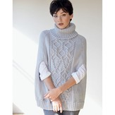 Cleckheaton 402 Sweater Cape PDF