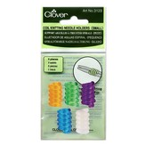 Clover Coil Knitting Needle Holder