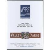 Valley Yarns Weaving Color Book