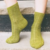 Cookie A Hedera Sock Pattern