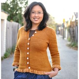 Laura Chau Fred+Ginger Cardigan