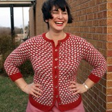 Craftzine Sally Cardigan (Free)