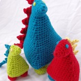 Crochet by Faye Dino and the Dinolets PDF