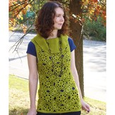 Crochet by Faye Sunflower Jumper PDF