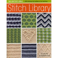 Knitter's Bible Stitch Library