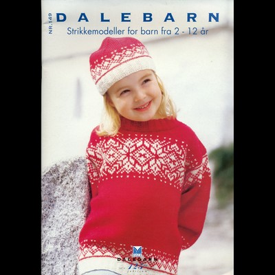 Dale Of Norway Knitting Pattern Books : Dale of Norway 149 Kids at WEBS Yarn.com