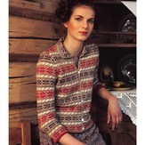 Debbie Bliss Fair Isle Jacket PDF