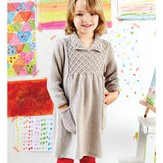 Debbie Bliss Smock Dress PDF
