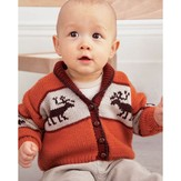 Debbie Bliss Reindeer Jacket PDF