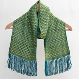 Valley Yarns #78 Lemongrass Scarf PDF