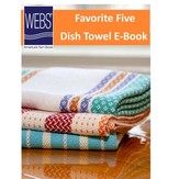 Valley Yarns Favorite Five Dish Towel eBook