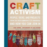 Craft Activism Book Signing & Event with Gale Zucker, October 6