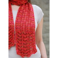 Ennoble - A Beaded Lace Scarf with Laura Nelkin