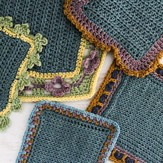 Crochet Edgings for Knitters and Crocheters