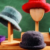 Felted Hats, 3 Brim Styles